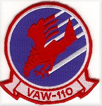 VAW-110 Patch Thumbnail